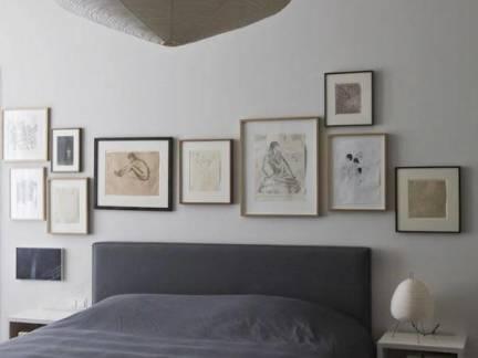宁静放松简约风卧室照片墙图片集锦