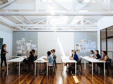 培训学校教室背景墙设计合集