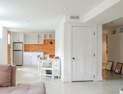 美式大型客厅地毯装修设计