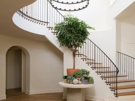 现代简约大户型别墅创意楼梯设计大全