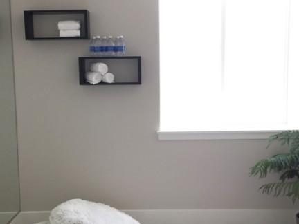 清新四居室卧室榻榻米装修设计