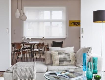 现代风格清逸感客厅沙发设计合集