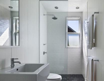 北欧风格别墅卫生间吊顶装修设计