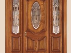富丽门业JD-8026玻璃门