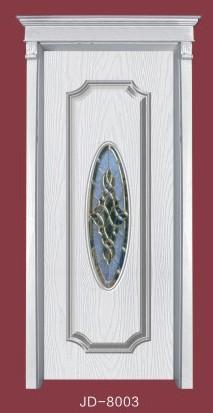 富丽门业JD-8003玻璃门