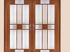 富丽门业JD-8027玻璃门