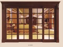 富丽门业JD-8025玻璃门