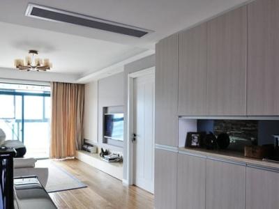 简欧风格-212平米三居室装修样板间