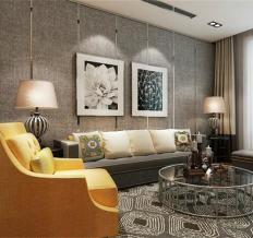 世贸生态城-现代风格-两居室