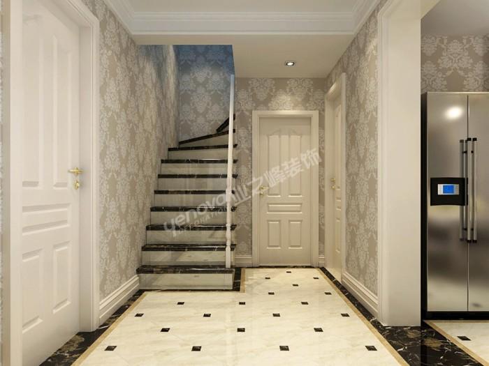 简欧风格-210平米五居室-装修样板间