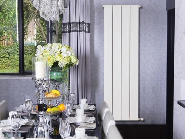 馨佳斯 铜铝复合材质 型号132x60散热器 家庭必备