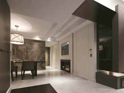 现代简约-150平米四居室装修样板间
