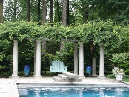 瓮中蕴藏着巨大潜力的花园装饰