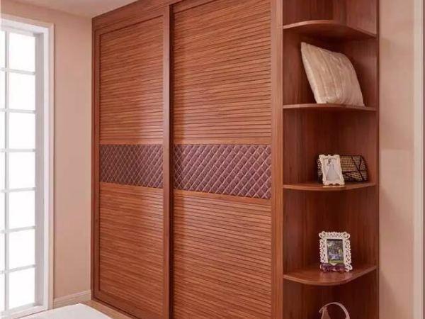 好莱客衣柜全屋定制 好莱客衣柜品质 这样的衣柜卧室也是美美哒