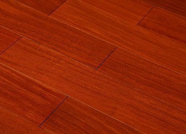 先锋实木地板-二翅豆-龙凤檀-3861