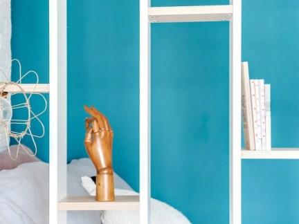 50平米两室一厅简约风格卧室装修效果图