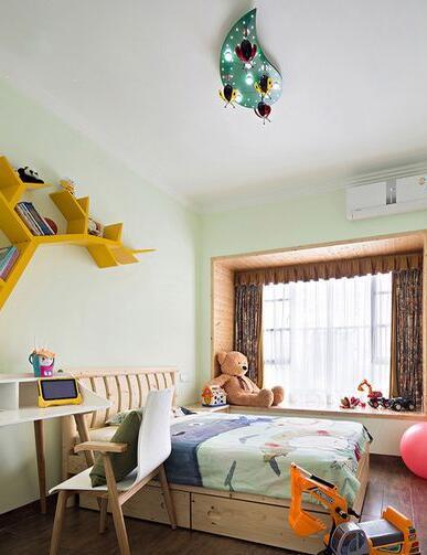 中式风格-172平米三居室-装修样板间
