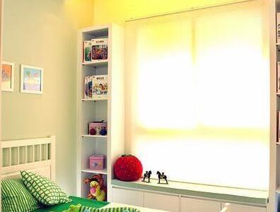 田园风格-76.12平米二居室装修样板间