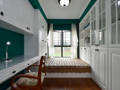 地中海风格-143平米四居室装修样板间