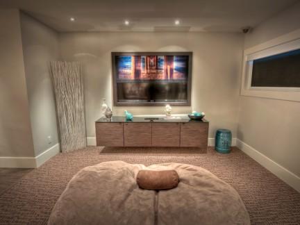 家装软包电视背景墙效果图经典美式风格