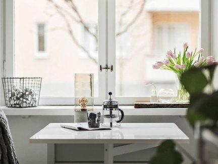 小户型环保装修宜家风格餐桌效果图