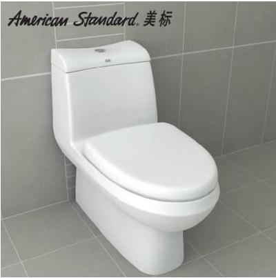 美标卫浴艾迪雅连体节水静音马桶cp-2048