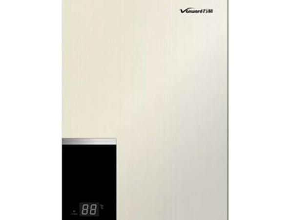 万和10升数码恒温强排式燃气热水器JSQ20-10ET17