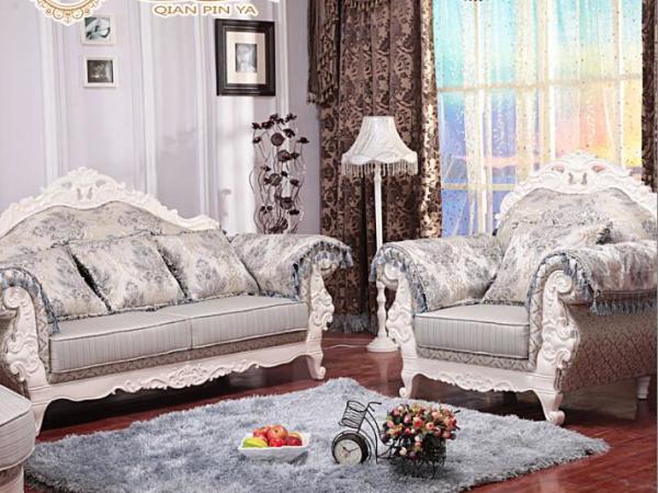 千品雅QY113组合沙发