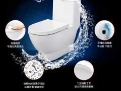 箭牌马桶 ARROW卫浴连体节水喷射虹吸式座便抽水马桶