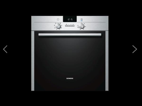 SIEMENS/西门子电烤箱HB23AB522W