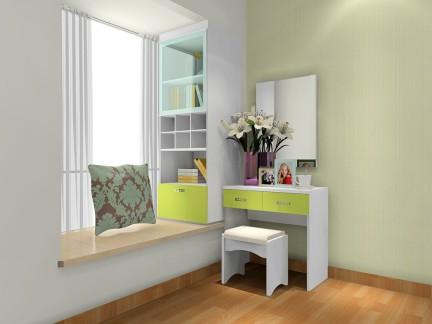 飘窗柜子装修效果图小资实用简约风格