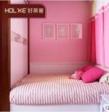 好莱客粉色系 青少年套房 粉色系萌萌哒 最适合家里的小公举了图片