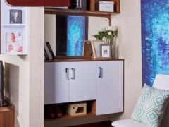 好莱客简雅系列玄关设计玄关柜鞋柜 入户柜 装饰柜定做