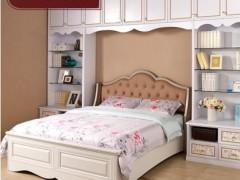 好莱客伊莲系列 定制卧室家具 法式主卧装修设计方案
