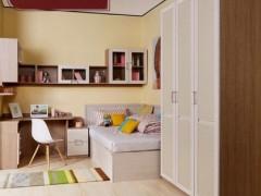 好莱客北欧风情系列多功能儿童房 经济型儿童房定制家具美美哒