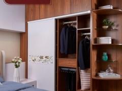 好莱客简雅系列定制卧室设计方案