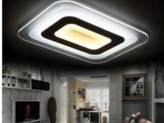 LED吸顶灯客厅灯房间灯超薄高档灯具灯饰