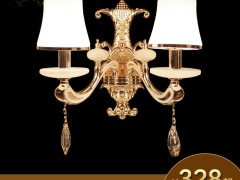LED水晶灯壁灯床头灯