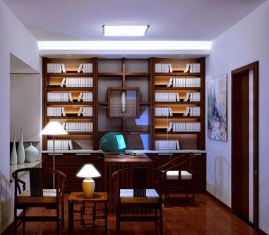 橙子屋全屋定制 书柜 书架 电脑桌 可定制