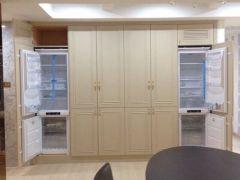 CHEF 厨师 冰箱 嵌入式 橱柜 自动除霜 进口
