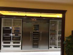 CHEF 厨师 冰站 冰箱 组合 嵌入 进口 冰箱 酒柜