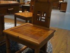 金思达家具369S-01竹木结合茶艺椅