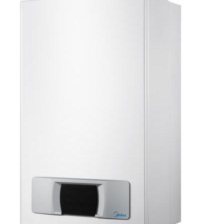 美的/midea L1P33-ML31-B1家用壁挂炉 采暖