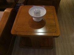 金思达家具A118白蜡木实木长几