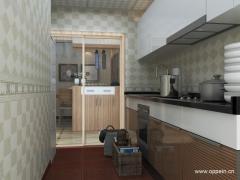 新实用主义整体厨房