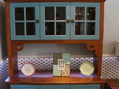 金思达家具8H004桃花蕊木餐边柜