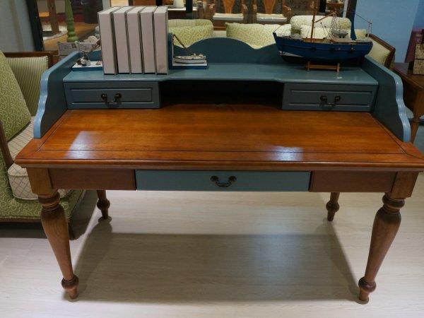 金思达家具8ST02桃花蕊木书桌