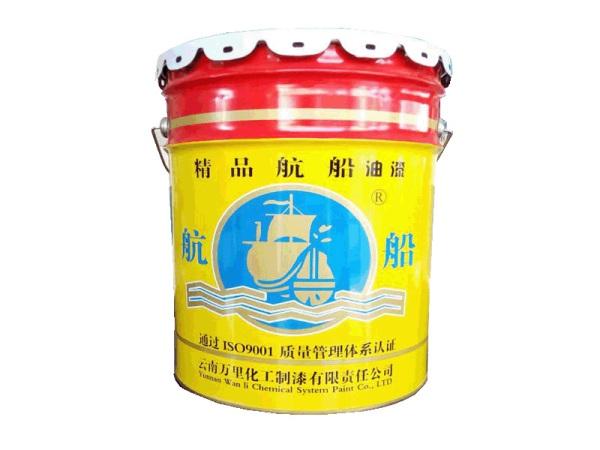 航船品牌快干型醇酸调和防锈漆