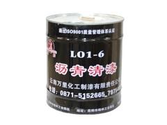 航船品牌环氧煤沥青厚浆型漆
