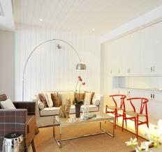 青实樱花郡-三居室-117平米-装修设计